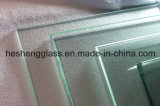 verre de table durci Tempered clair de 10mm