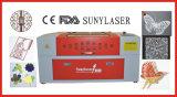 Buona taglierina da tavolino del laser di prezzi Mini-6040 con la guida lineare