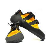 Водоустойчивые взбираясь ботинки спорта утеса напольные терпя пиковые