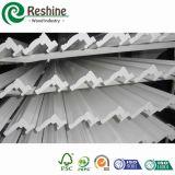 Extrusive белые компоненты штарки PVC краски