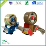 La fábrica de China suministra la cinta del embalaje de 48m m Tan BOPP la adherencia fuerte