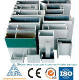 Perfil de alumínio da extrusão para o material de construção/perfil de alumínio