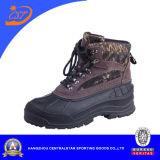 Mens греют кожу Hiking ботинки снежка