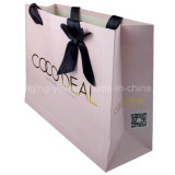Factory Pice를 가진 호화스러운 Jewelry Handle Bag Packaging Paper Bag