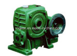 Wpea Double Worm Gear Reducer Gearbox con Large Ratio