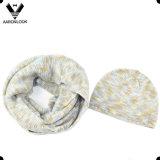 2016 nuevo tipos teñidos de la bufanda de cuello del diseño que hacen punto espacio