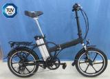 250W&#160 ; Bicyclette électrique pliable de bâti d'alliage d'aluminium de moteur (JSL039XAL)