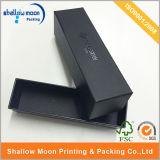 Handmade изготовленный на заказ пустые коробки черного чая упаковывая (QYZ371)