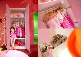 침실 세트가 dB 901 분홍색 소녀에 의하여 농담을 한다