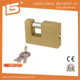 Cadeado de bronze do retângulo da alta qualidade (BSU)