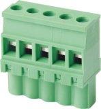 Wanjie weibliche steckbare Klemmenleiste für elektrisches Gerät (WJ15EDGKA-3.81)