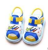 Chaussures de course de noms de marque de sport en gros de bébé pour des enfants