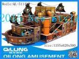 Campo de jogos interno do grande tamanho 2014 (QL-3069C)