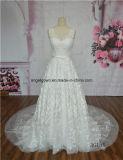 A - линия самое последнее платье венчания шнурка Гуанчжоу