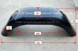 Steel Stamping Forming의 트레일러 Part Fender Mudguard Parts Made