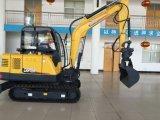 Mini escavador da esteira rolante Multifunction hidráulica quente das vendas CT45-8b (4.5t)