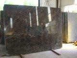 価格のブラウン安いカラー自然な大理石の中国の暗いEmperador