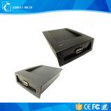 Negro o personalizado 125kHz ID NFC lector de tarjetas RFID para Tk4100 / Em Chip