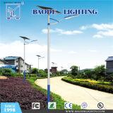 7m鋼鉄ポーランド人50W LEDの太陽風の街灯(bdtyn-a3)