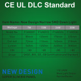 Neue Enge SMD LED Downlight des Entwurfs-2016