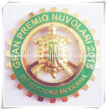 Emblema feito sob encomenda de tartaruga