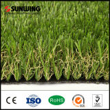 정원 Landscaping를 위한 40mm Green Artificial Grass Mat