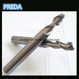 2 moinhos de extremidade do carboneto da flauta para a venda quente de alumínio
