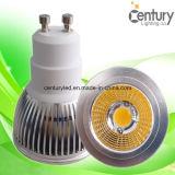 Nuovo 4W riflettore della PANNOCCHIA GU10 MR16 E27 LED con il rendimento elevato caldo