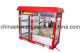 Máquina de las palomitas de la marca de fábrica de Etion con estándar