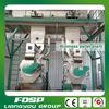 Usine en bois de moulin de boulette d'essence de sciure de biomasse approuvée de la CE
