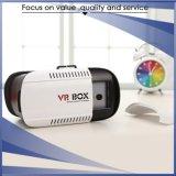Vetri di realtà virtuale 3D per il telefono astuto