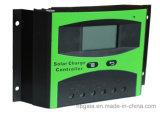 태양 에너지 시스템을%s 24V50A LCD PWM 태양 관제사