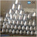 (304H, 316H, 317L) Ecc ASTM. /Con. Dikte van de Muur van het reductiemiddel de Zware