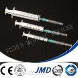 Wegwerfspritzen mit Spulenkern der Nadel (2-teiliges, buntes)