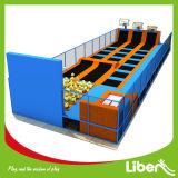 Trampolino Arena per Sales, Kids Indoor Trampoline Park