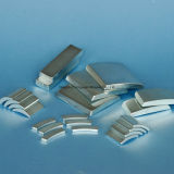Kundenspezifischer Lichtbogen-Segment NdFeB Neodym-Magnet des konkurrenzfähigen Preises