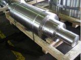 O aço de liga forjou o eixo de aço para o gerador hidráulico