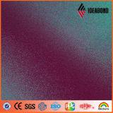 Aluminium de panneau d'ACP d'écran d'Ideabond 3mm 4mm Shuttering la vente chaude aux entreprises de construction du fournisseur de la Chine