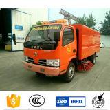 Dongfeng販売のための右駆動機構の道掃除人のトラック
