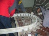 Buigende Machine van de Boog van het Profiel van de Machine van het Venster van de Boog van pvc de Plastic