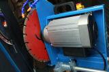 Scie humide électrique de brique de machine de découpage de la tuile Dts-350 avec la pompe