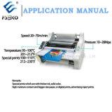 クレジットカード、営業許可のための結合強さのペット光沢のあるロール薄板になるフィルム