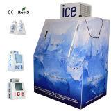 O automóvel degela o congelador do gelo DC-380 para armazenar 120bags do gelo