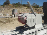75kws/100HP Electrical Drive Wire Saw Machine para Mining o Quarry de Granite Marble Limestone Sandstone Travertine y de Slate