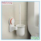 Support de balai en plastique annexe de toilette de brosse de lecture de toilette de nettoyage de salle de bains