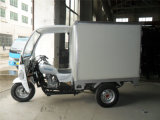 Cabin Cooling Box Three Wheel Motorcycle Cabin Motorcycle를 가진 150cc 200cc 250cc 300cc Enclosed Tricycle