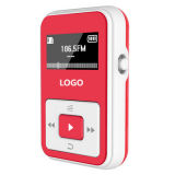 MiniPortable MP3-Player mit TF Card Supported/FM Radio/FM Launcher/Voice Recorder (X12)