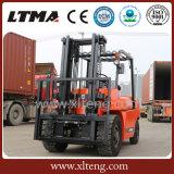 Ltma Forklift Diesel hidráulico manual de 5 toneladas