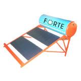 低圧の補助タンクが付いている太陽給湯装置