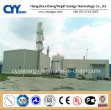 Криогенный завод воздушной сепарации Asu жидкостный с очищать СО2